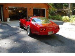 1980 Chevrolet Corvette (CC-1117529) for sale in Cadillac, Michigan