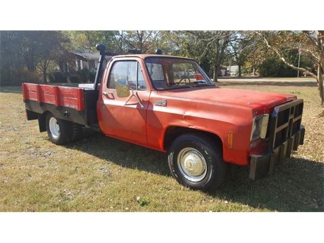 1977 Chevrolet C/K 30 (CC-1117541) for sale in Cadillac, Michigan