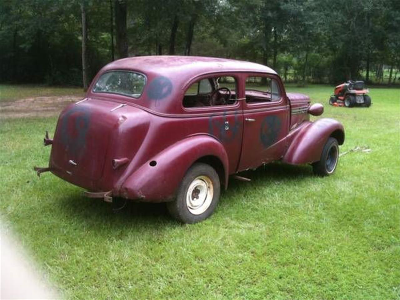 1938 Chevrolet Sedan (CC-1117557) for sale in Cadillac, Michigan