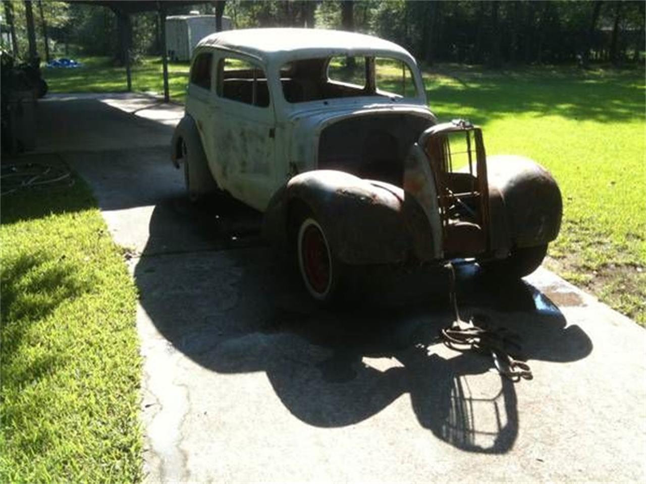 1937 Chevrolet Sedan (CC-1117558) for sale in Cadillac, Michigan