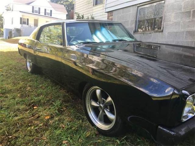 1972 Chevrolet Monte Carlo (CC-1117569) for sale in Cadillac, Michigan