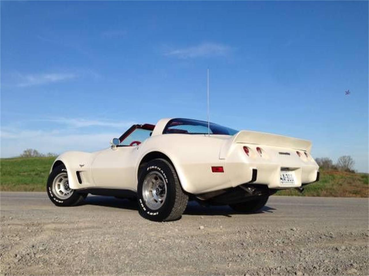 1979 Chevrolet Corvette (CC-1117580) for sale in Cadillac, Michigan