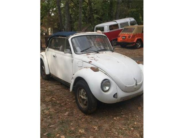 1979 Volkswagen Super Beetle (CC-1117585) for sale in Cadillac, Michigan