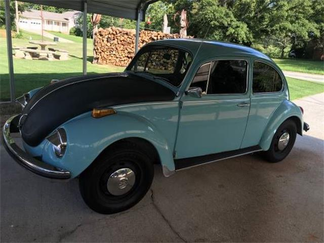 1971 Volkswagen Super Beetle (CC-1117612) for sale in Cadillac, Michigan
