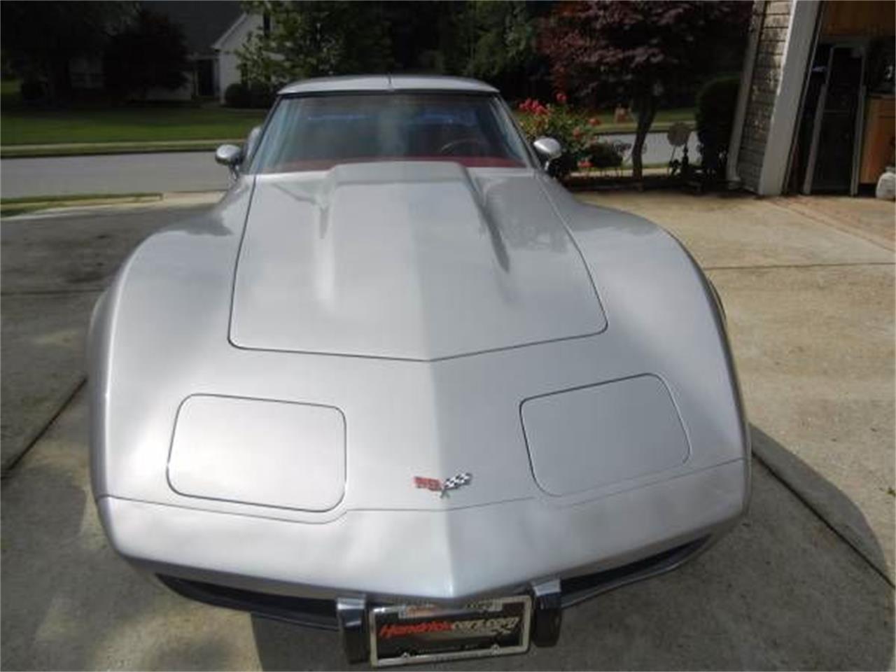 1977 Chevrolet Corvette (CC-1117614) for sale in Cadillac, Michigan