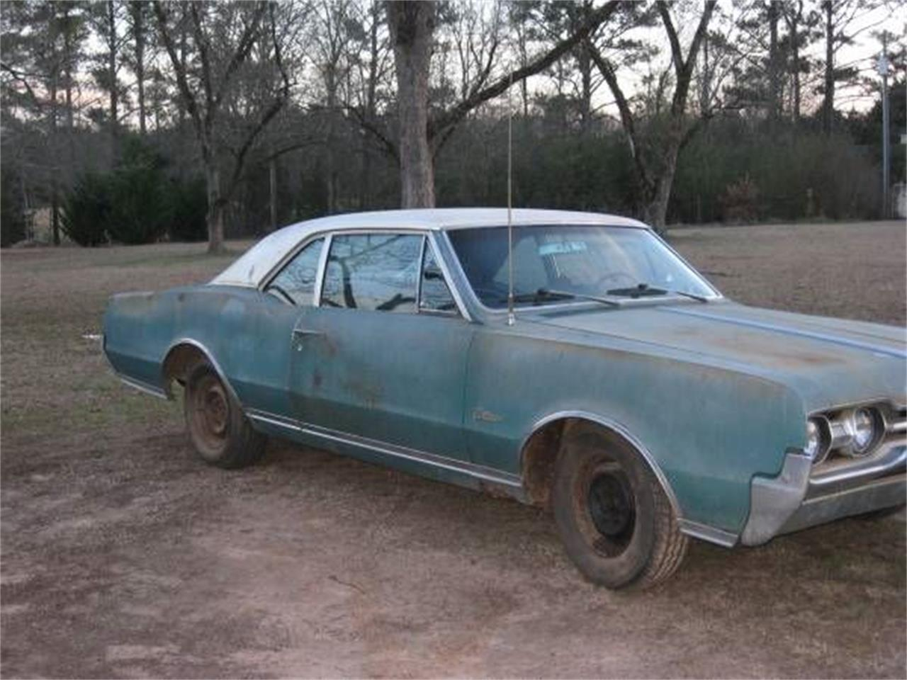 1967 Oldsmobile Cutlass (CC-1117619) for sale in Cadillac, Michigan
