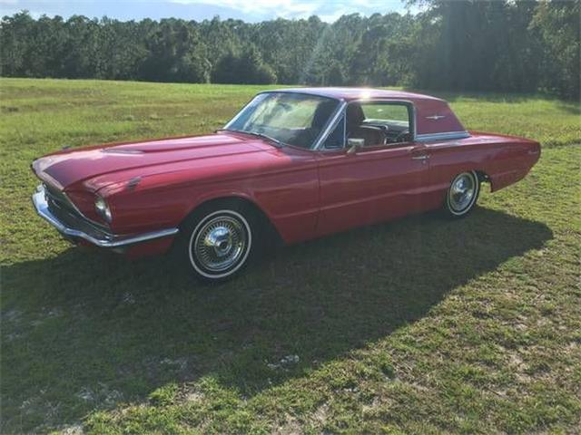 1966 Ford Thunderbird (CC-1117633) for sale in Cadillac, Michigan