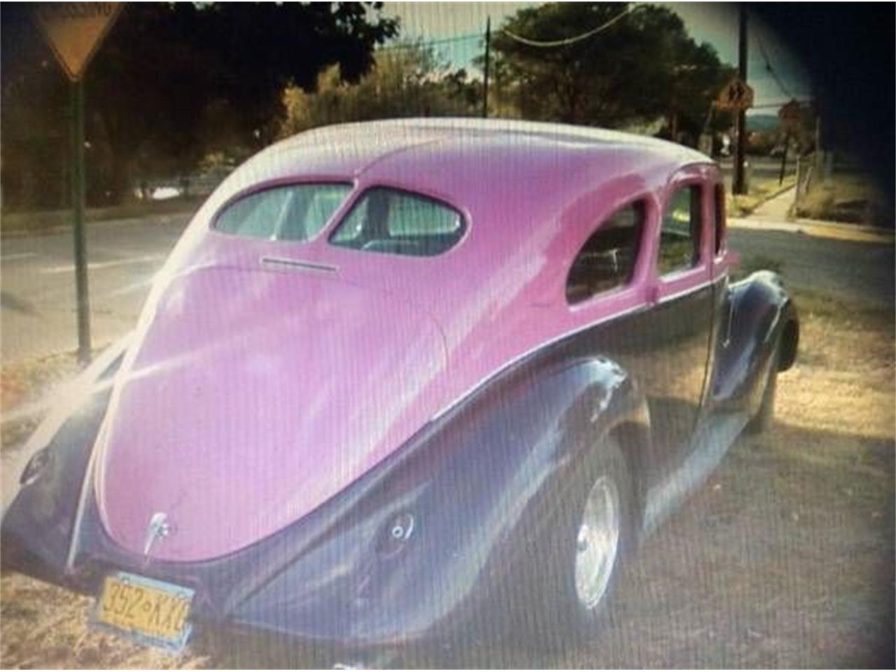 1937 Lincoln Zephyr (CC-1117638) for sale in Cadillac, Michigan