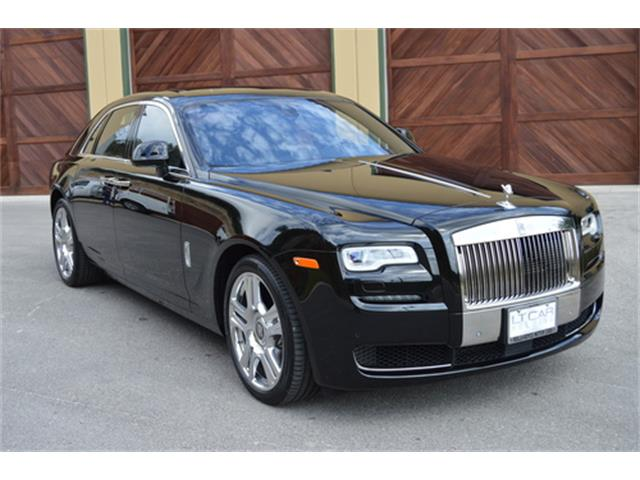 2015 Rolls-Royce Silver Ghost (CC-1110764) for sale in San Antonio, Texas