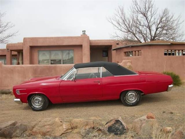 1966 Mercury Cyclone (CC-1117641) for sale in Cadillac, Michigan