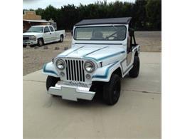 1977 Jeep CJ5 (CC-1117646) for sale in Cadillac, Michigan