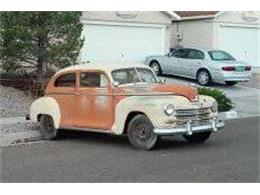 1948 Plymouth Special Deluxe (CC-1117647) for sale in Cadillac, Michigan