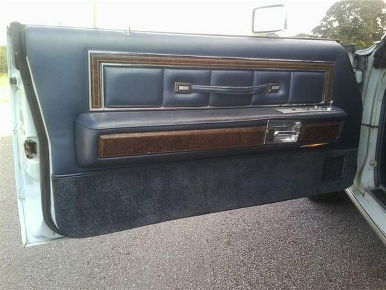 1976 Lincoln Town Car (CC-1117651) for sale in Cadillac, Michigan