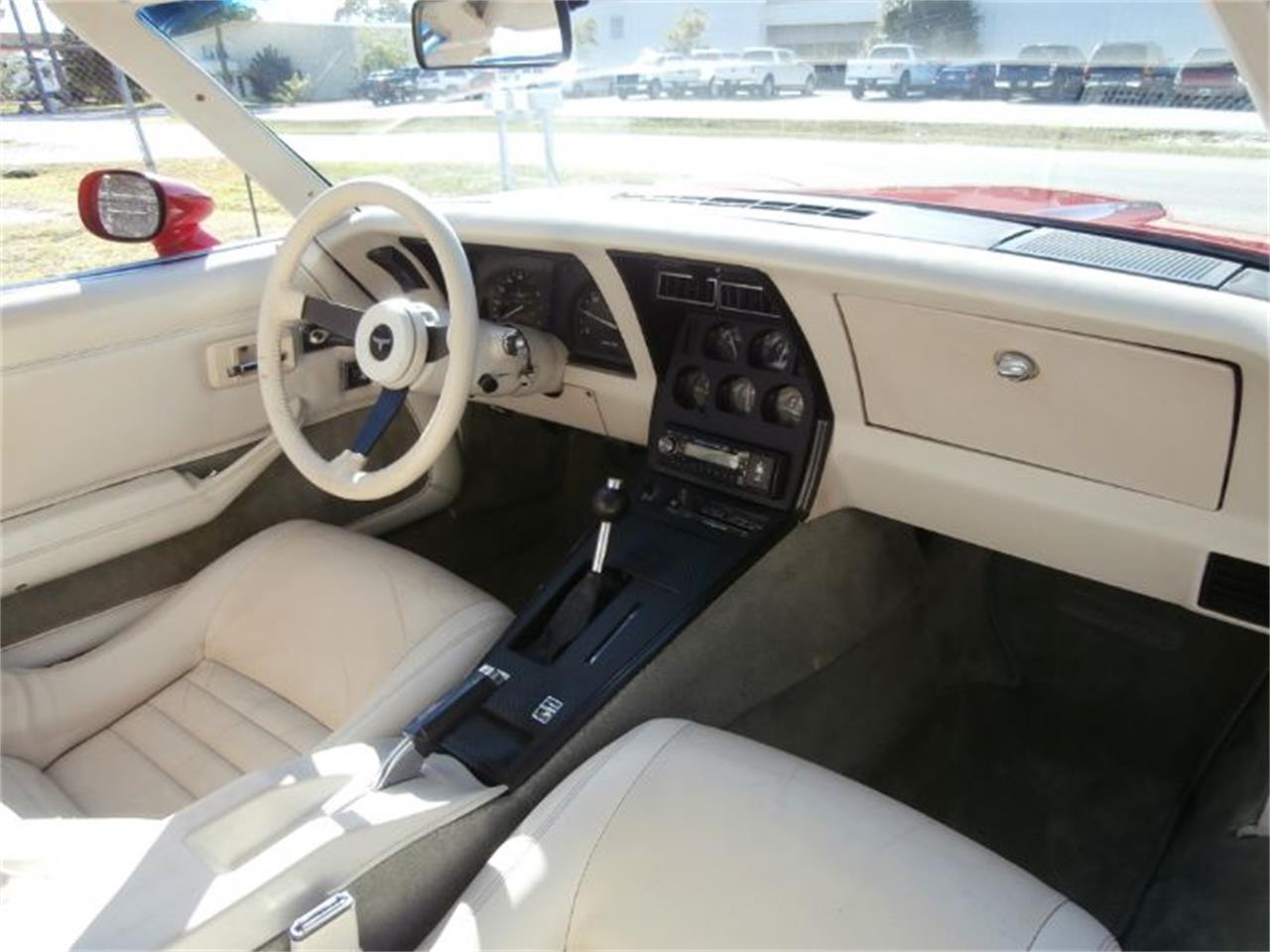 1980 Chevrolet Corvette (CC-1117655) for sale in Cadillac, Michigan