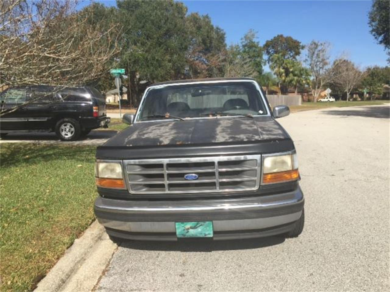 1995 Ford Pickup (CC-1117673) for sale in Cadillac, Michigan