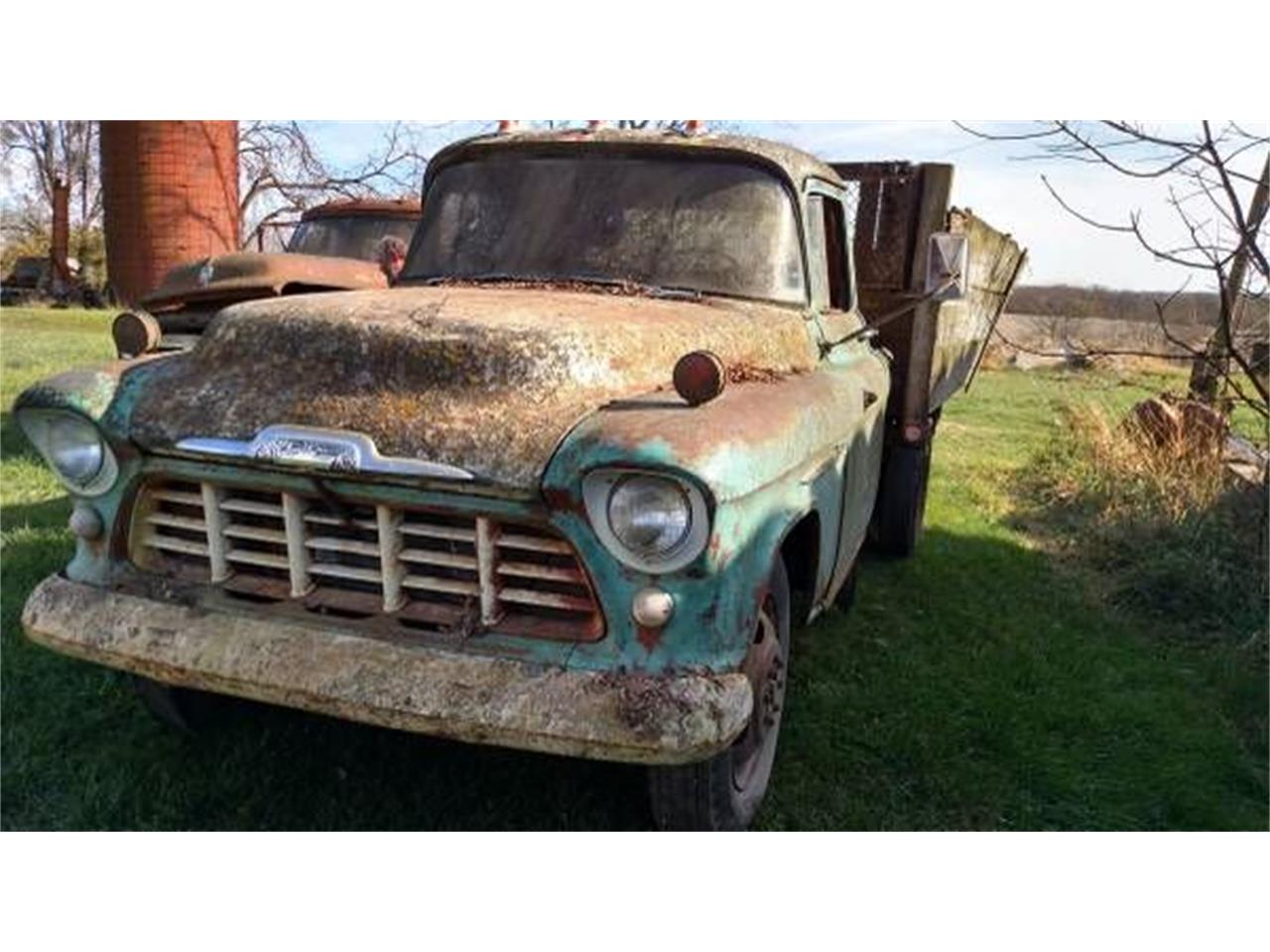 1956 Chevrolet 3800 (CC-1117697) for sale in Cadillac, Michigan