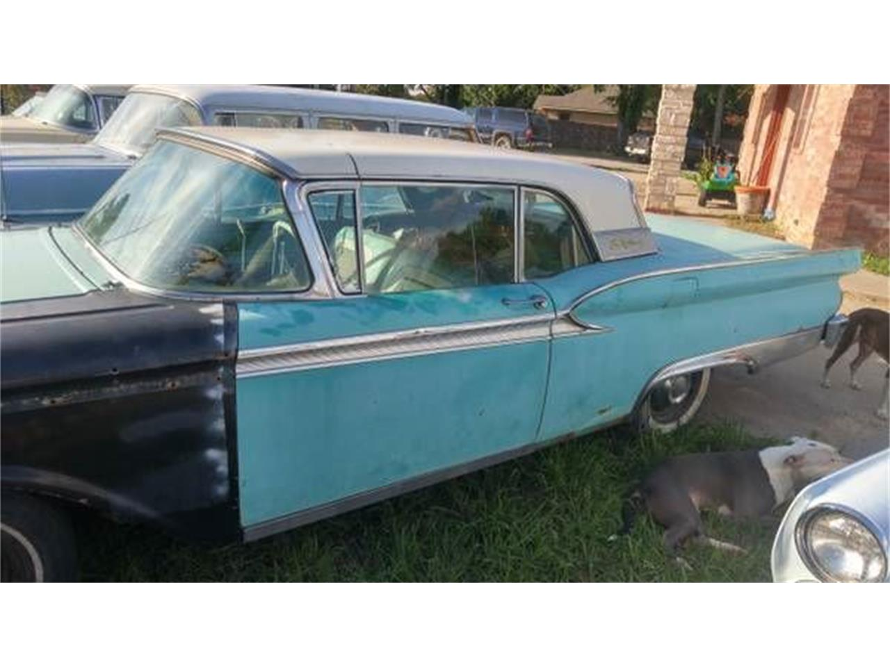 1959 Ford Starliner (CC-1117704) for sale in Cadillac, Michigan