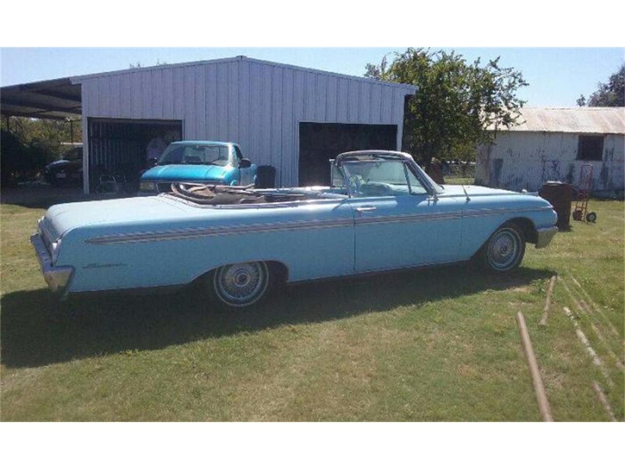 1962 Ford Galaxie (CC-1117726) for sale in Cadillac, Michigan