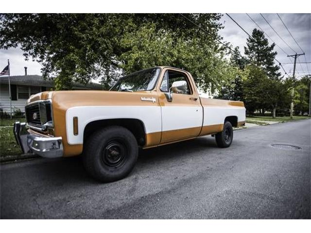 1974 Chevrolet C10 (CC-1117730) for sale in Cadillac, Michigan