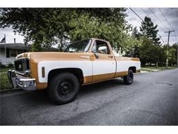 1974 Chevrolet C10 (CC-1117730) for sale in Cadillac, Michigan