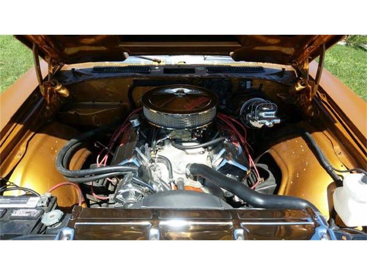 1972 Chevrolet Chevelle (CC-1117742) for sale in Cadillac, Michigan