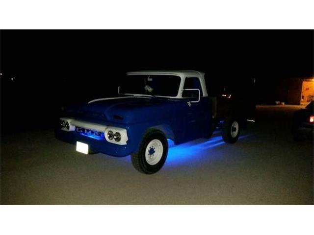 1966 GMC 1500 (CC-1117756) for sale in Cadillac, Michigan