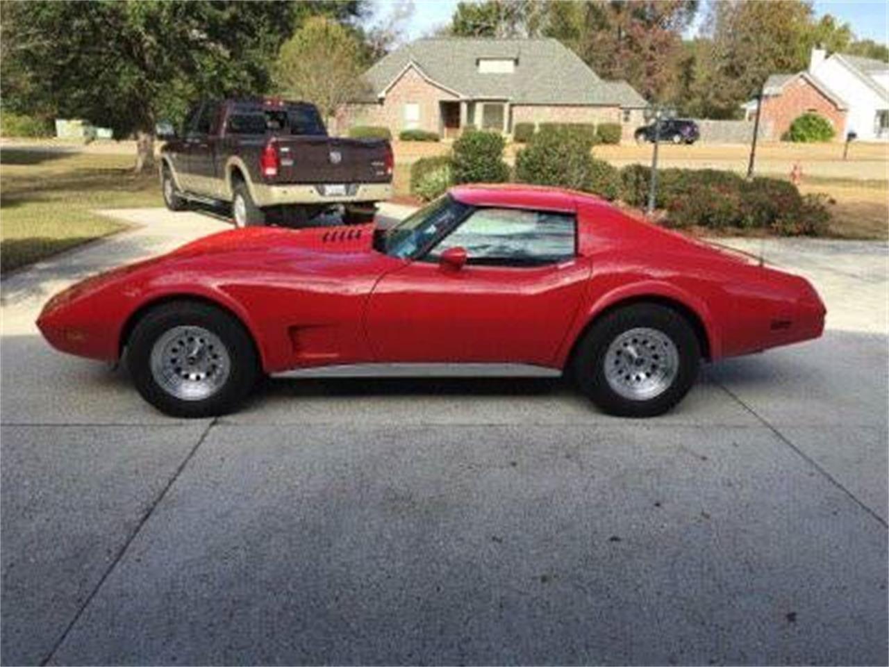 1977 Chevrolet Corvette (CC-1117764) for sale in Cadillac, Michigan