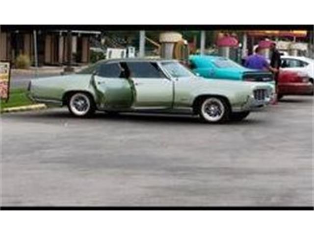 1968 Oldsmobile Delta 88 (CC-1117785) for sale in Cadillac, Michigan