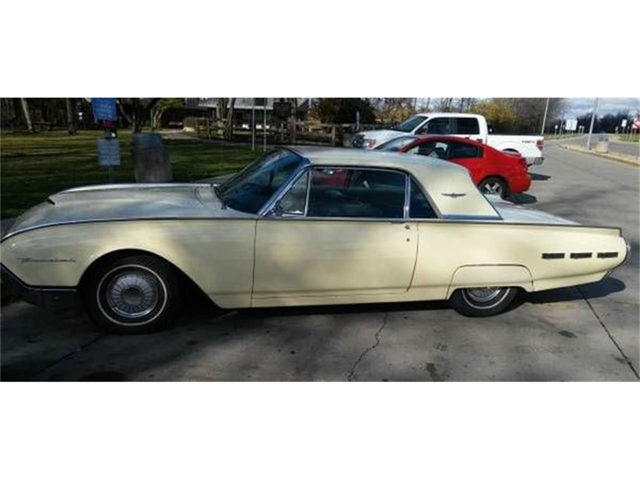 1962 Ford Thunderbird (CC-1117810) for sale in Cadillac, Michigan