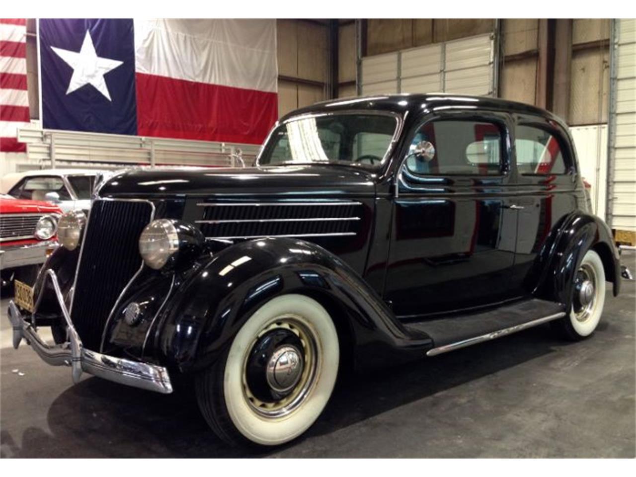 1936 Ford Sedan (CC-1117814) for sale in Cadillac, Michigan