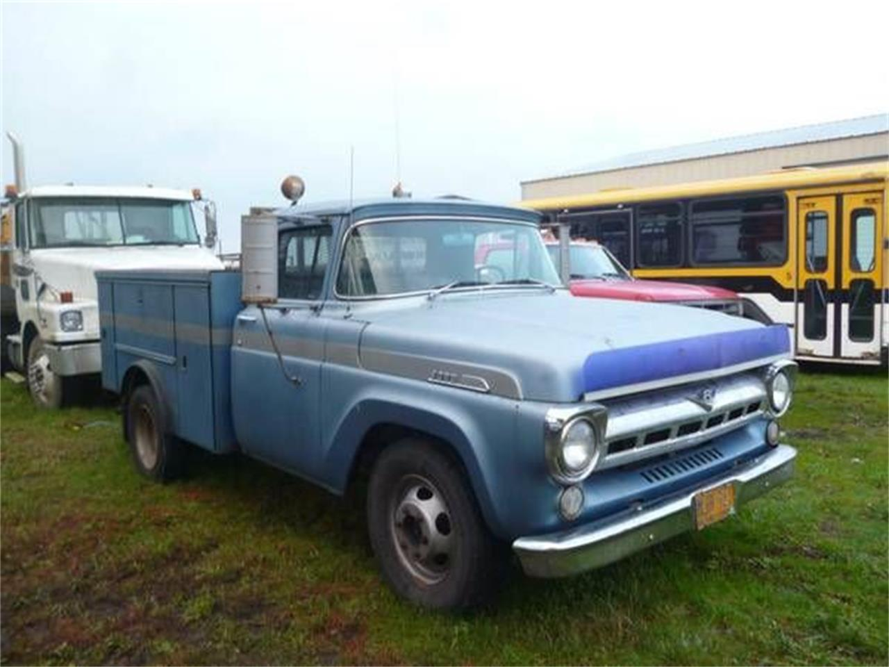 1957 Ford F350 (CC-1117834) for sale in Cadillac, Michigan