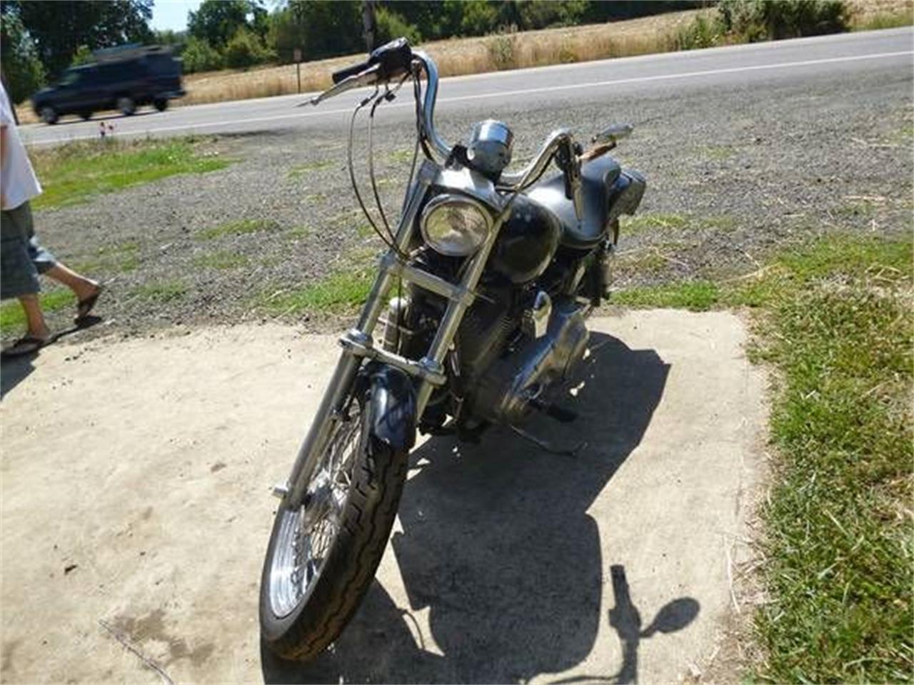 1999 Harley-Davidson Dyna (CC-1117836) for sale in Cadillac, Michigan