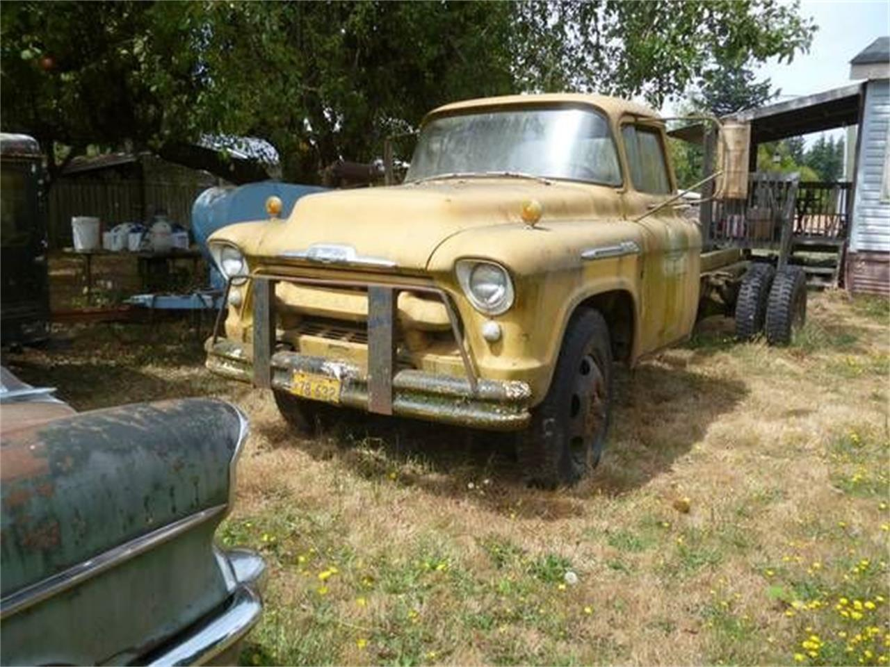 1956 Chevrolet Truck (CC-1117837) for sale in Cadillac, Michigan
