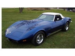 1973 Chevrolet Corvette (CC-1117859) for sale in Cadillac, Michigan