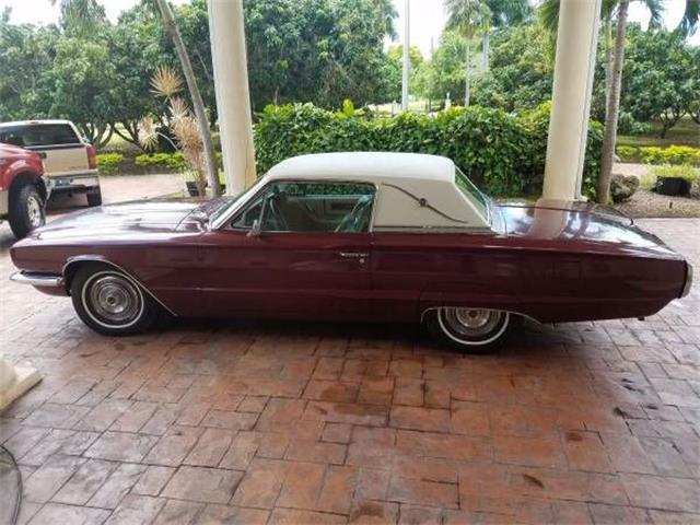 1966 Ford Thunderbird (CC-1117868) for sale in Cadillac, Michigan