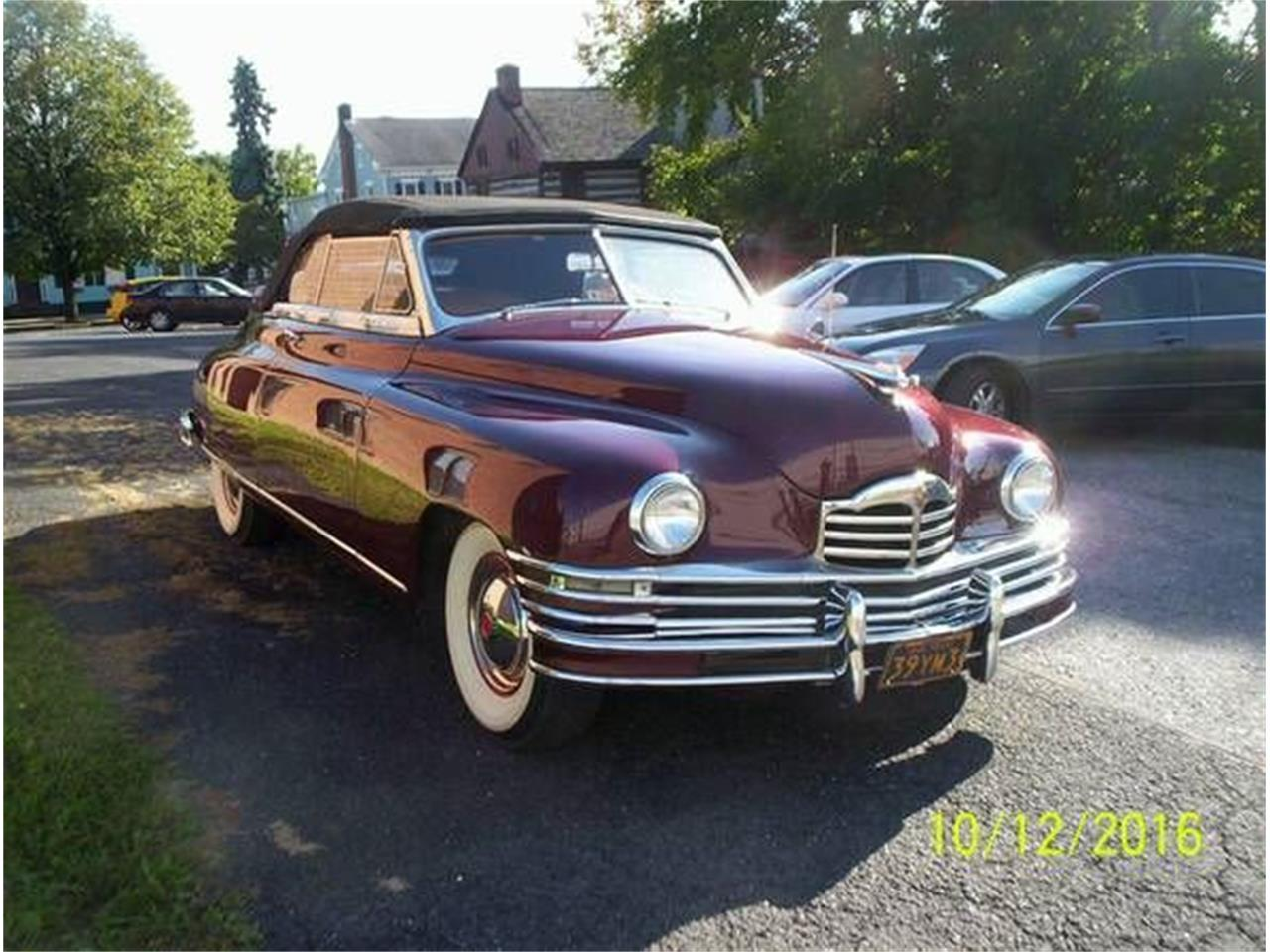 1948 Packard Super Eight (CC-1117883) for sale in Cadillac, Michigan