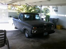1963 Ford F100 (CC-1117889) for sale in Cadillac, Michigan