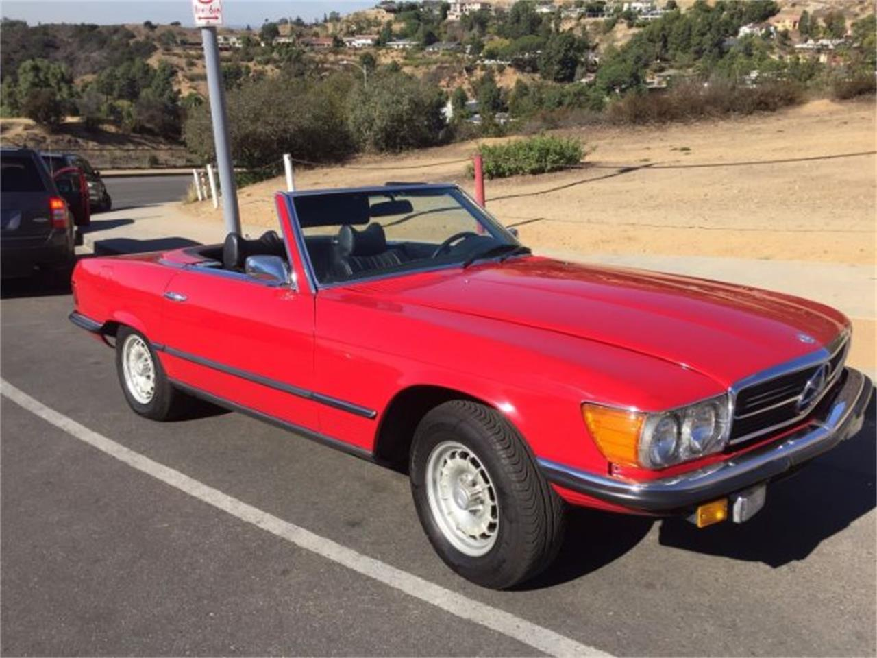 1972 Mercedes-Benz 350SL (CC-1117911) for sale in Cadillac, Michigan