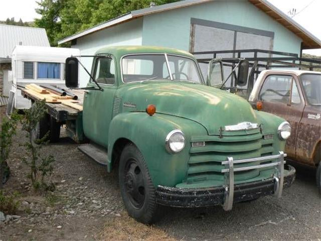 1947 Chevrolet Loadmaster (CC-1117915) for sale in Cadillac, Michigan