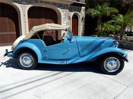 1951 MG TD (CC-1117925) for sale in Cadillac, Michigan