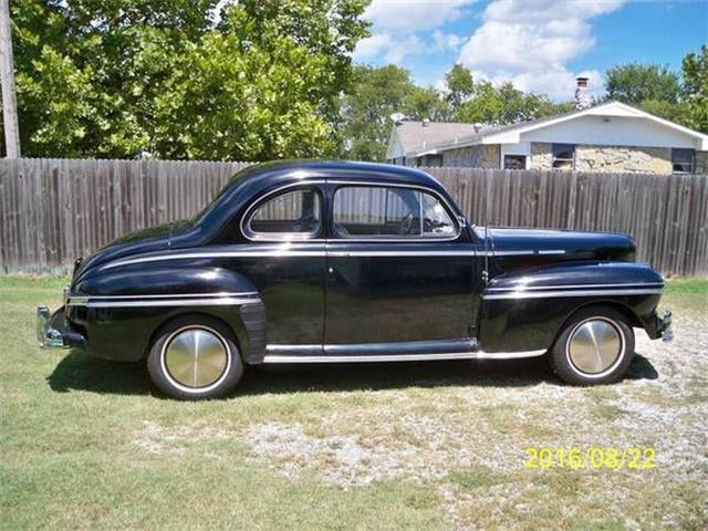 1947 Mercury Coupe (CC-1117935) for sale in Cadillac, Michigan