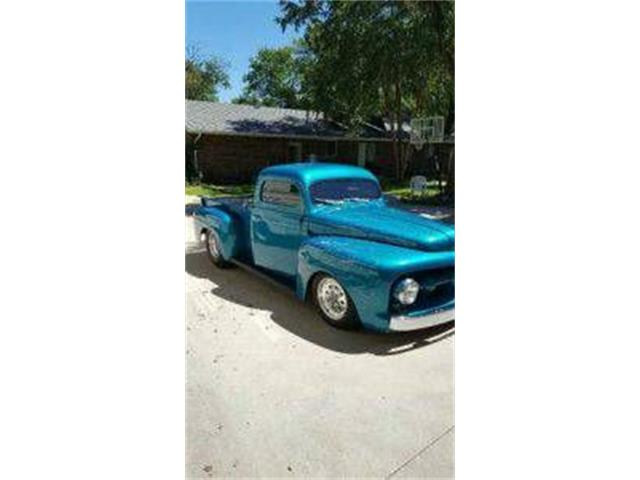 1951 Ford F100 (CC-1117938) for sale in Cadillac, Michigan