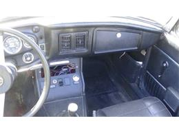 1976 MG MGB (CC-1117949) for sale in Cadillac, Michigan