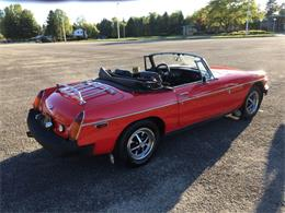 1976 MG MGB (CC-1117952) for sale in Cadillac, Michigan