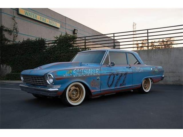 1962 Chevrolet Nova (CC-1117955) for sale in Cadillac, Michigan