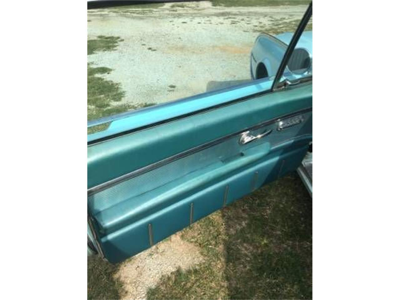 1961 Ford Thunderbird (CC-1117959) for sale in Cadillac, Michigan