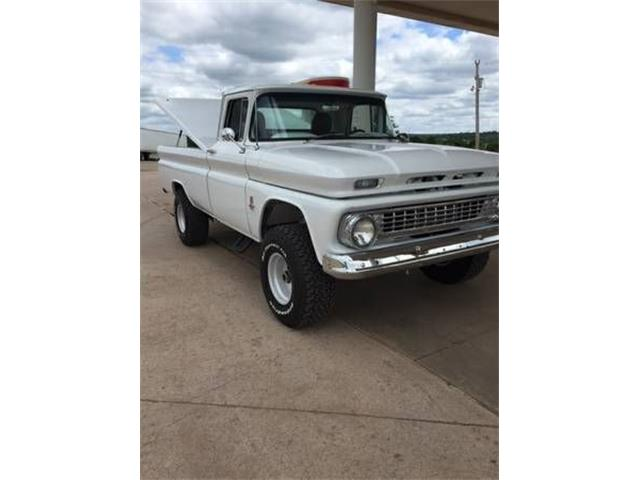 1963 Chevrolet K-20 (CC-1117962) for sale in Cadillac, Michigan