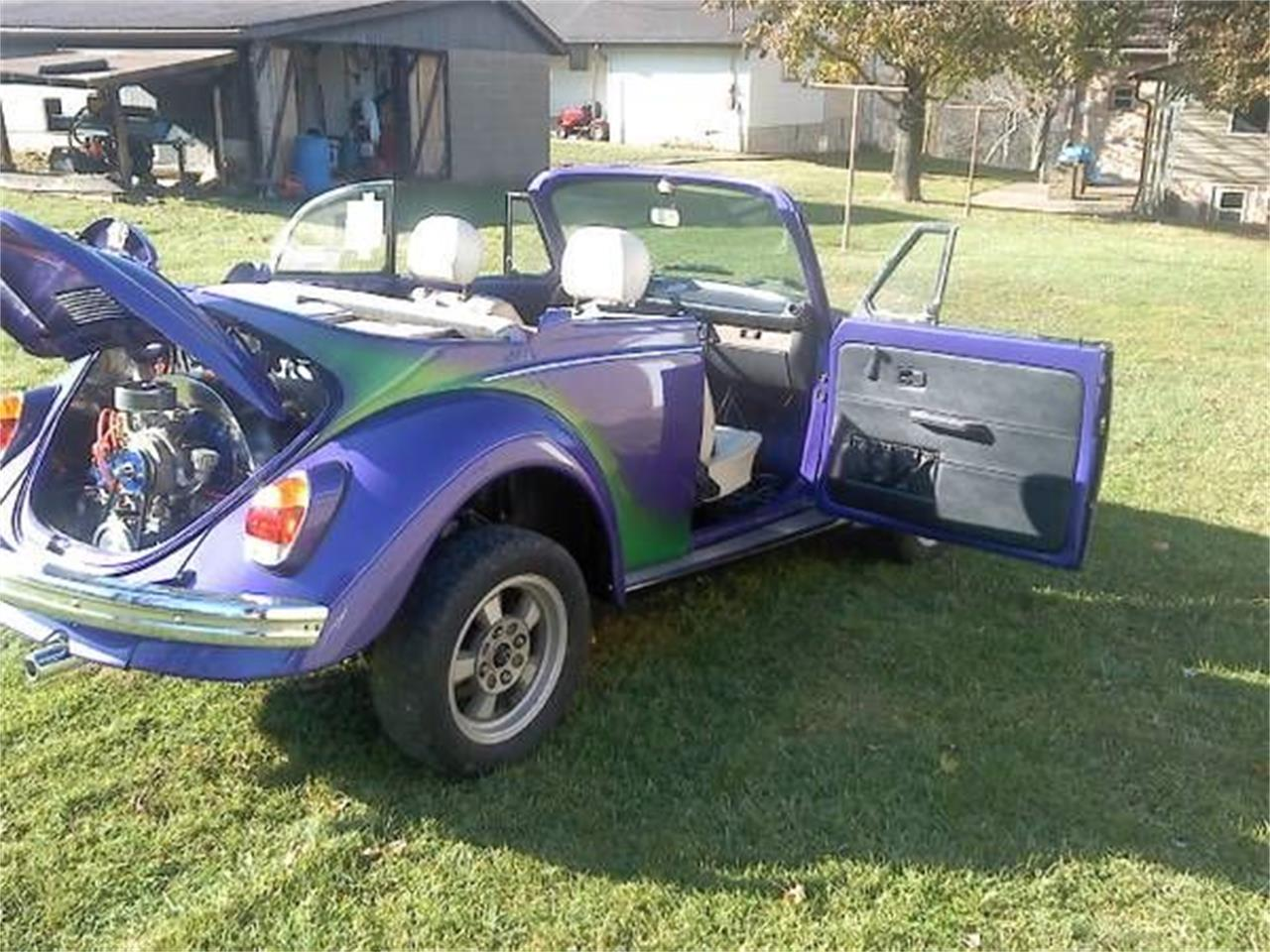 1977 Volkswagen Super Beetle (CC-1117963) for sale in Cadillac, Michigan
