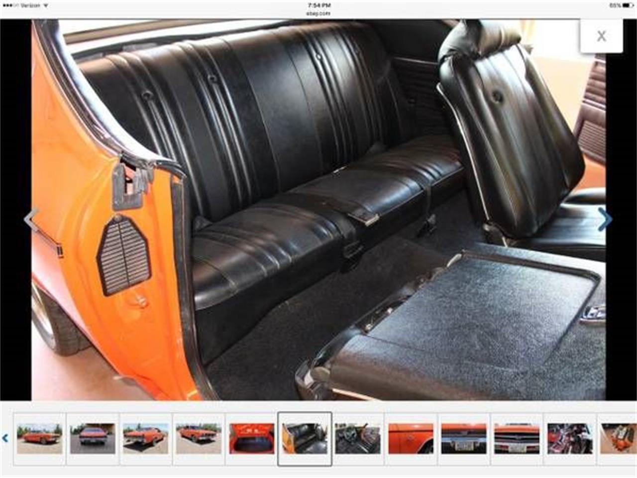 1969 Chevrolet Chevelle (CC-1118002) for sale in Cadillac, Michigan