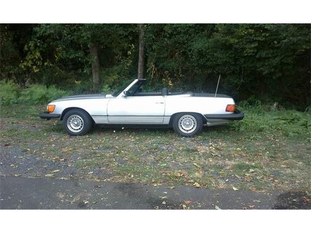 1976 Mercedes-Benz 450SL (CC-1118007) for sale in Cadillac, Michigan